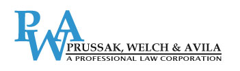 Prussak, Welch & Avila - A professional law corporation